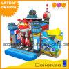 Roboter-flacher Flughafen-kombinierte Spielwaren (AQ01776)