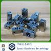 Pièces de usinage fraisées de commande numérique par ordinateur d'OEM personnalisées par précision en aluminium de Factroy de pièces