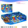 Профессиональное оборудование спортивной площадки проектной группы крытое мягкое (VS1-151103-179A-33)