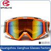 Mejores ventas de seguridad duradero de esquí Gafas con estilo Diseño de doble lente contra la niebla nieve Gafas de embarque