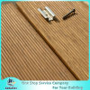 Muestra de suelo de bambú pesada tejida hilo al aire libre de bambú del Decking 7