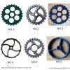 던지기 Iron 케임브리지 Roller Ring 또는 Crosskill Ring/Packer Ring