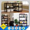 Угол DIY Slootted изготовления Shelves шкаф