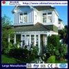 Stahlfertighaus-modernes vorfabriziertes Luxuxhaus