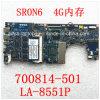 Laptop Motherboard für Hochdruck Spectre Xt I7 Ultrabook 15-4013cl Hm77 {700814-501)