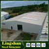 모듈 가벼운 강철 프레임 조립식 주택 건설 물자 플랜트 작업장