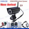 Venda quente! Anti-Theft Alarm Home Quadband 850/900/1800/1900MHz--E9