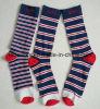 De Sokken van Busniess Bamaboo van mensen