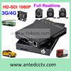 3G/4G sistemas móveis da câmara de vigilância do em-Veículo DVR com seguimento do GPS
