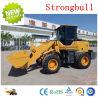 Xjn/Strongbull Chinees VoorEind Prijslijst van de Lader van het Wiel van 2 Ton de Mini