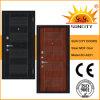 内部のベニヤによって薄板にされる木製のドア、鋼鉄ドア(SC-A231)