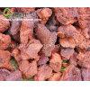 B405 Revêtement de parabole en pierre à lave volcanique rouge
