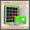 Bateria solar do Li-íon do sistema de iluminação 3.7V8000mAh