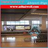 Aéroport LED mettant en rouleau le signe de boîte légère