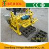 Hydraulic Pressure Mobile Concrete Hollow Block Making Machine (electric power)