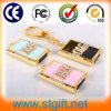 Movimentação especial do flash do USB do projeto dos presentes ricos do USB da jóia