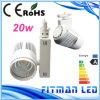MAZORCA de la luz de la pista de 20W LED igual a la lámpara del halógeno 200W
