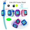 2g badine la montre imperméable à l'eau de traqueur de GPS avec l'écran tactile D27