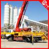 80km/H 25m Concrete Pump Truck para Construction Machinery