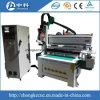 Máquina de madera del ranurador del CNC Hsd del eje de rotación modelo del aire del Atc