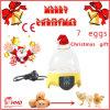 Incubadora barata del huevo del uso 7 de la familia de la alta calidad (YZ9-7)