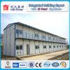 Projeto em Rússia Economical Green Building Steel Prefabricated House