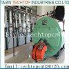 Doppelbrenngas-Diesel abgefeuerter industrieller Gebrauch-Öl-Dampfkessel