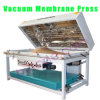 Machine de presse de membrane du vide Bytcnc-23 pour le film solide de PVC de forces de défense principale de surface