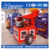 Hr1-20 de Grond die van Hydraform van de dieselmotor het Maken van de Baksteen van het Blok Stablizad Machine met elkaar verbinden