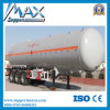 56cbm 3 Axle Tank Semi LPG Tanker Trailer pour Propane