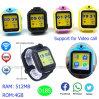 2017 Heet Verkopend GPS Volgend Horloge met 512m+4G D18s