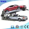 Un parking intelligent de relevage hydraulique avec l'inclinaison