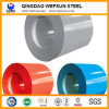 Vario bobina de acero cubierta del precio de los modelos mejor color