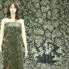 Популярная вышивка Fabic Sequins конструкции для платья вечера