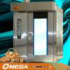パンのベーキング装置回転式ラックオーブンのガスのパン屋機械装置(R6080C)