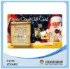 Carte imprimée en PVC imprimée / Offset Printing Scratch Off Card