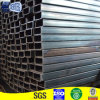 Recocidos negros cuerpos huecos rectangulares de acero (SP008)