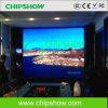 Exhibición de LED de interior de la echada HD de Chipshow P2.5 pequeña Pixth