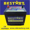 60ah superiore 12V SMF Car Battery 55D23r-Mf