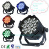 Diodo emissor de luz novo PAR de 24*10W 4in1 RGBW Stage Lighting (YS-128)