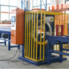 Máquina de embalagem reta da tubulação Hlt-450