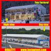 Buiten Harde Muur toont de Dubbele Tent van de Markttent van het Dek voor Handel