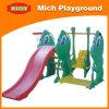 Home (1197B)를 위한 아기 Plastic Slide와 Swing