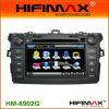 Navigation de la voiture DVD GPS de Hifimax pour Toyota Corolla (HM-8902G)