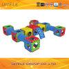 Het Lichaam dat van binnenJonge geitjes het Plastic Speelgoed van Blokken uitoefent (PT-022)