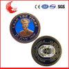 Moneta religiosa del metallo su ordinazione all'ingrosso poco costoso promozionale