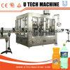 Machine de remplissage potable carbonatée par bouteille d'animal familier (séries de DCGF)