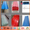 Bobina di alluminio del tetto della lamiera sottile del materiale da costruzione della pittura di alluminio di colore