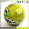 Glühender würdevoller Chrom Belüftung-Fußball