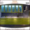 N及びL現代台所デザイン2パックの台所食器棚